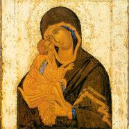 Особенности иконографии Божией Матери