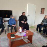 Беседа на Евангельскую тему в Центре социальных услуг «Данес» (01-02-2018)