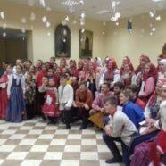 «Зимние вечера» в Покрово-Никольском храме