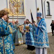 Престольный праздник в Покрово-Никольском храме