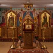 Новогодние Богослужения в Клайпеде (01-01-2018)