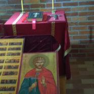 Šv. Mišios lietuvių kalba Kretingos šv. Eleuterijaus koplyčioje (2018-11-24)
