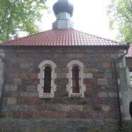 Богослужения в часовне св. Елевферия г. Кретинга (14-06-2020)