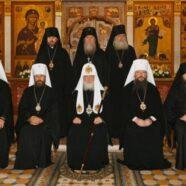 Хиротония архимандрита Амвросия (Федуковича) во епископа Тракайского