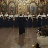 Новый обзор. Концерт хора «Кантата» (Москва)