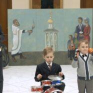 ОБЗОР. Пасхальный детский спектакль